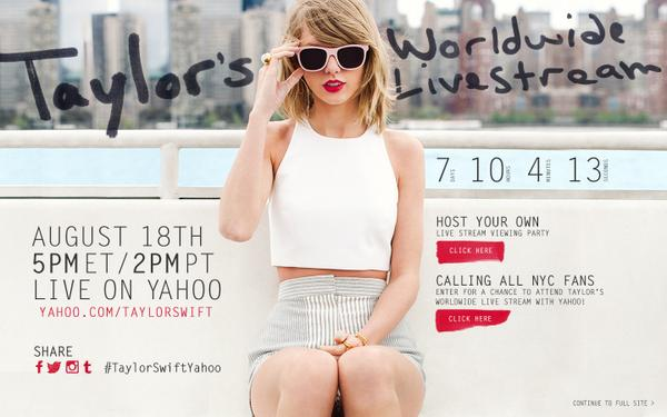 taylorswiftlivechat